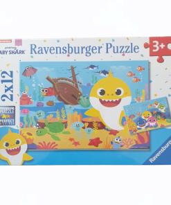 2 x Puzzle baby Rechini Ravensburger 05 123 6