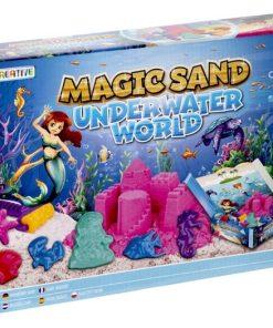 Nisip magic Lumea subacvatica Grafix 200022