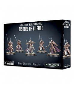Warhammer Astra Telepathica Sisters of Silence