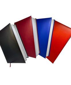 Agendă A5 zilnică datată 4 culori