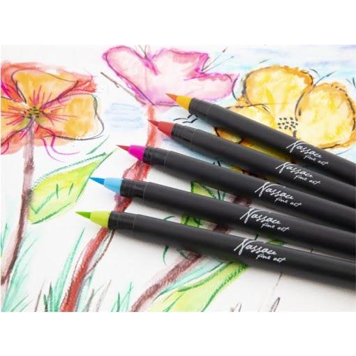 Set markere pensula Art Sensations AR0511