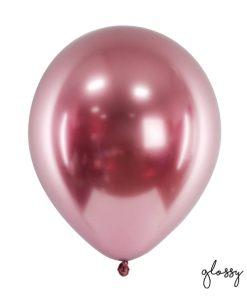 Set baloane lucioase 30cm PartyDeco CHB1-019R-50