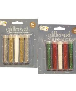 Set pudra glitter Craft Sensations CR0926